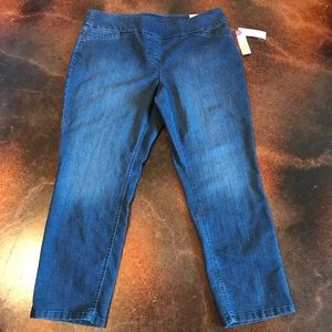 Westbound Woman Slim Leg Jeans, The PARK AVE fit